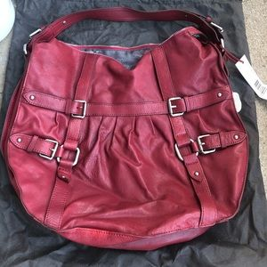 Vince Camuto Leather Tote BNWT